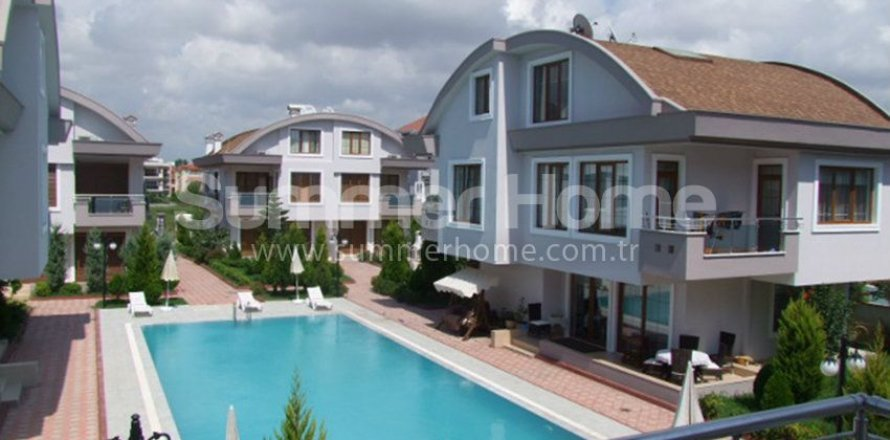 Вилла 5+1 в Белеке, Турция №8565