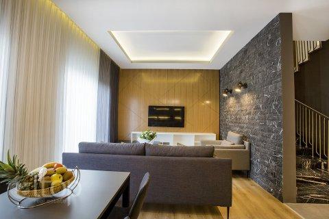 Квартира 1-х ком. в Аланье, Турция №769 - 29