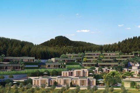 Продажа виллы в Бодруме, Мугла, Турция 6+1, 480м2, №8799 – фото 4