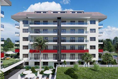 Продажа квартиры в Аланье, Анталья, Турция 2+1, 109м2, №7414 – фото 8