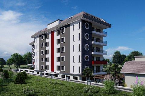 Продажа квартиры в Аланье, Анталья, Турция 2+1, 109м2, №7414 – фото 14