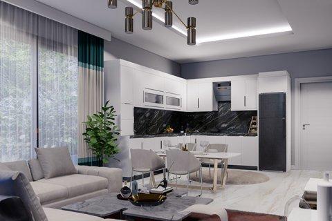 Продажа квартиры в Аланье, Анталья, Турция 2+1, 109м2, №7414 – фото 1
