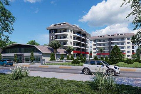 Продажа квартиры в Аланье, Анталья, Турция 2+1, 109м2, №7414 – фото 3