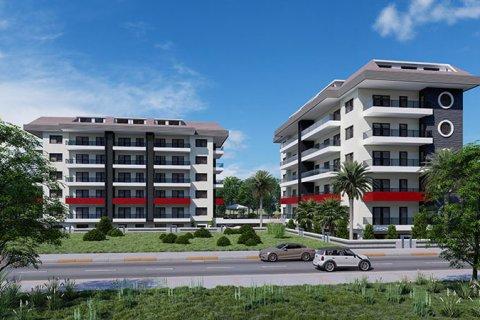 Продажа квартиры в Аланье, Анталья, Турция 2+1, 109м2, №7414 – фото 5