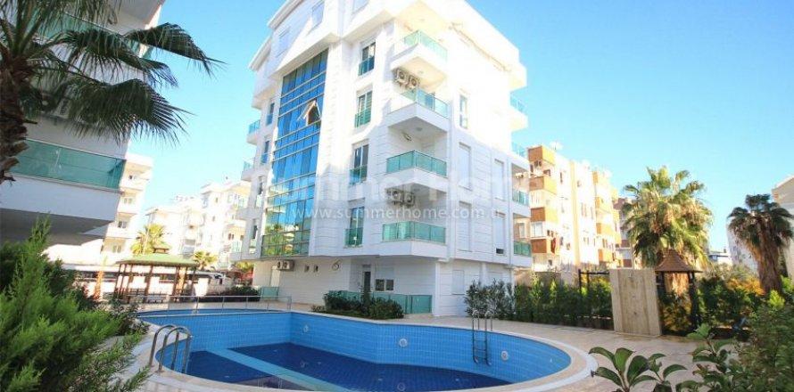 Квартира 1+1 в Анталье, Турция №7960