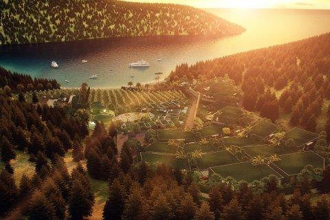 Продажа виллы в Бодруме, Мугла, Турция 6+1, 480м2, №8799 – фото 8
