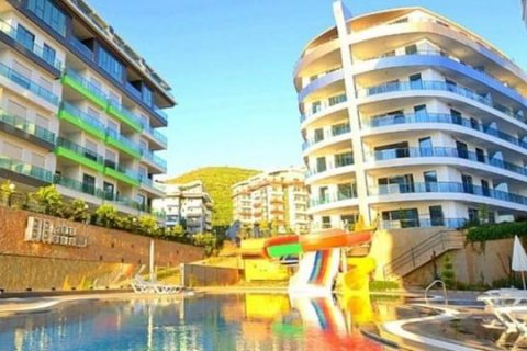 Продажа квартиры в Каргыджаке, Аланья, Анталья, Турция 1+1, 65м2, №10589 – фото 1