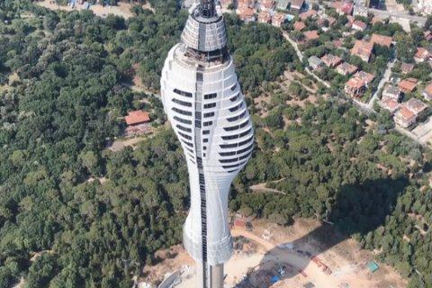 В Стамбуле откроют необычный объект недвижимости, который в будущем может стать беспилотной авиабазой