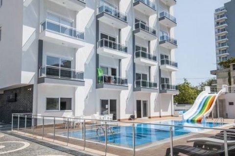 Продажа квартиры в Махмутларе, Анталья, Турция 1+1, 47м2, №10667 – фото 1