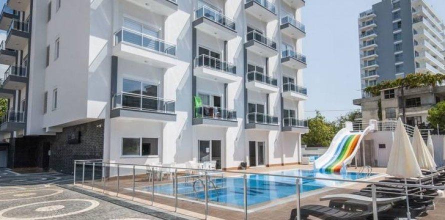 Квартира 1+1 в Махмутларе, Анталья, Турция №10667
