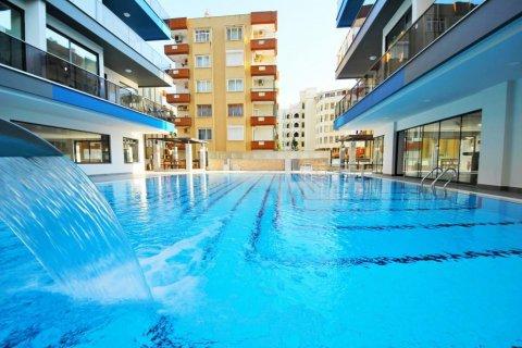 Жилой комплекс Квартира люкс на первой береговой линии! в Махмутларе, Анталья, Турция №11897 – фото 9