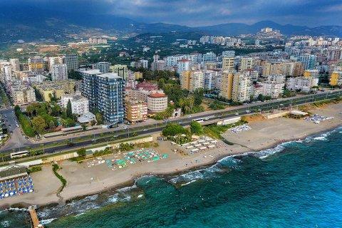Жилой комплекс Квартира люкс на первой береговой линии! в Махмутларе, Анталья, Турция №11897 – фото 12