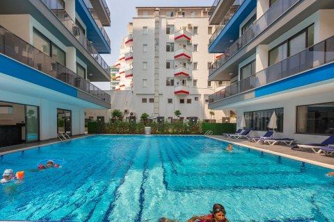 Квартира 1+1 в Аланье, Турция №11526 - 15
