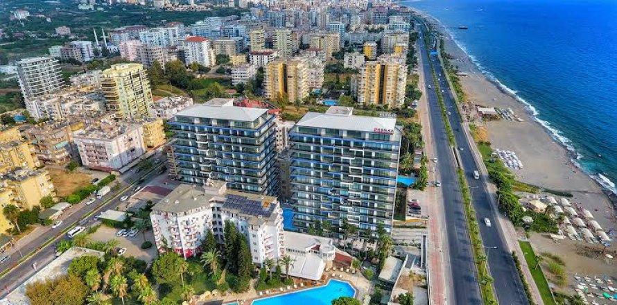 Квартира 1+1 в Махмутларе, Анталья, Турция №11750