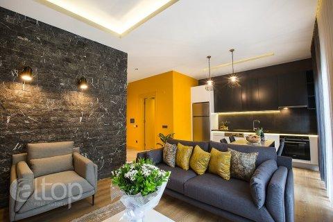 Квартира 1-х ком. в Аланье, Турция №769 - 1