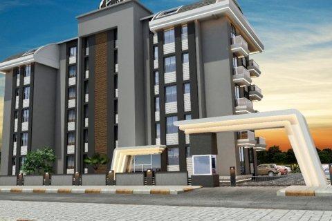 Продажа квартиры в Аланье, Анталья, Турция 1+1, 54м2, №11740 – фото 1