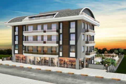 Продажа квартиры в Аланье, Анталья, Турция 1+1, 54м2, №11740 – фото 7