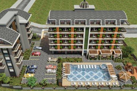 Продажа квартиры в Аланье, Анталья, Турция 1+1, 54м2, №11740 – фото 9