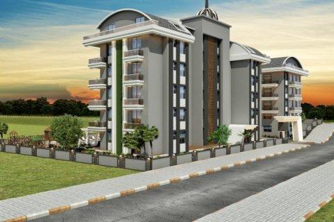 Продажа квартиры в Аланье, Анталья, Турция 1+1, 54м2, №11740 – фото 2