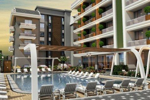 Продажа квартиры в Аланье, Анталья, Турция 1+1, 54м2, №11740 – фото 5