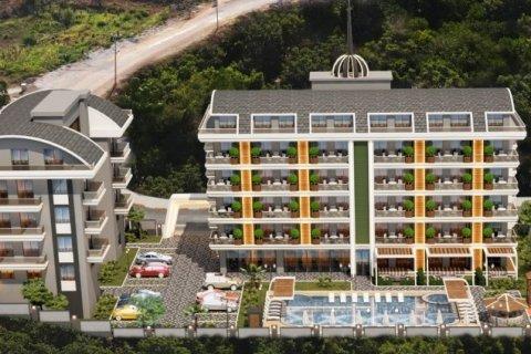 Продажа квартиры в Аланье, Анталья, Турция 1+1, 54м2, №11740 – фото 6