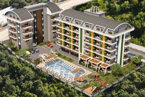 Продажа квартиры в Аланье, Анталья, Турция 1+1, 54м2, №11740 – фото 18