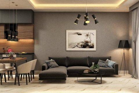 Продажа квартиры в Аланье, Анталья, Турция 1+1, 54м2, №11740 – фото 8