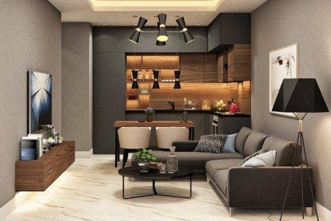 Продажа квартиры в Аланье, Анталья, Турция 1+1, 54м2, №11740 – фото 12