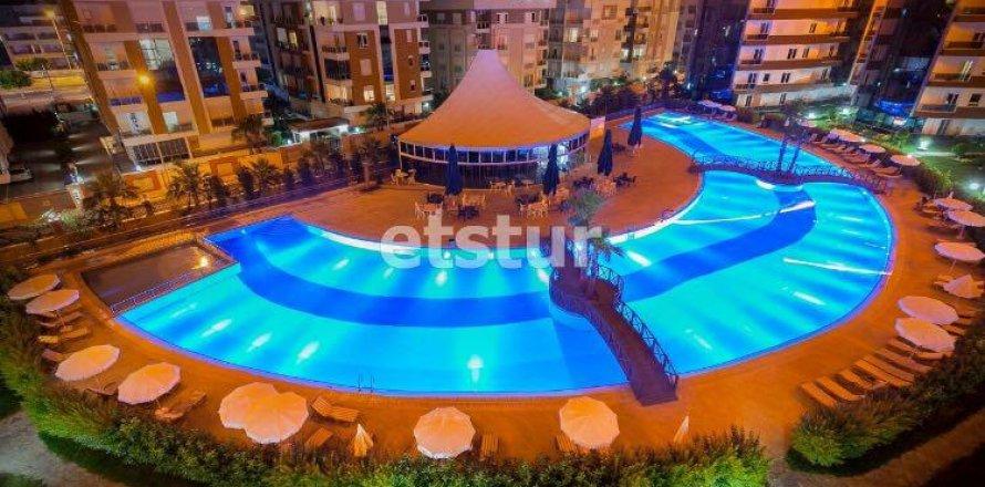 Квартира 2+1 в Коньяалты, Анталья, Турция №13649