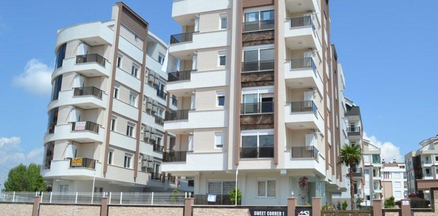 Квартира 1+1 в Коньяалты, Анталья, Турция №12194