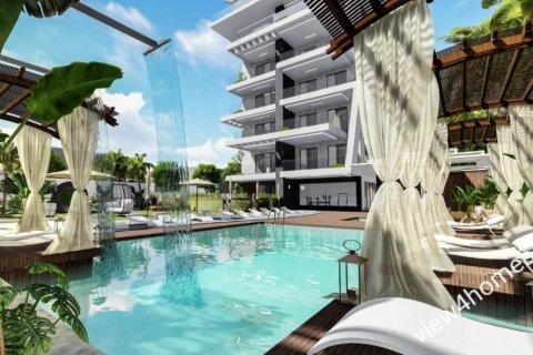 Продажа квартиры в Аланье, Анталья, Турция 1+1, 46м2, №13197 – фото 5