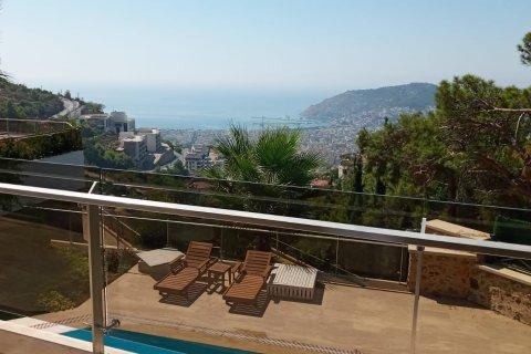 Продажа виллы в Аланье, Анталья, Турция 4+2, 600м2, №12033 – фото 11