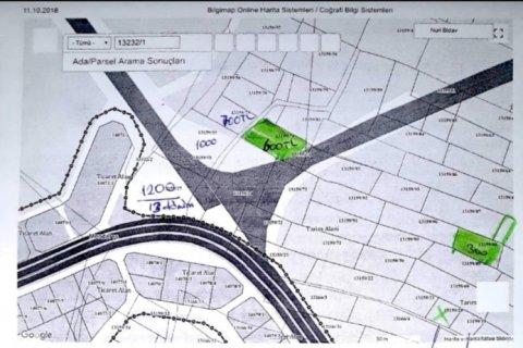 Продажа земельного участка в Аксу, Анталья, Турция, 6000м2, №11965 – фото 3