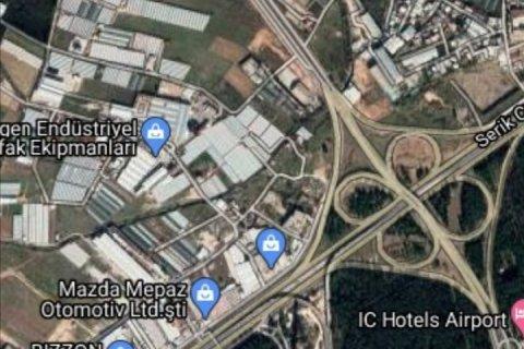 Продажа земельного участка в Аксу, Анталья, Турция, 4.200м2, №11966 – фото 1