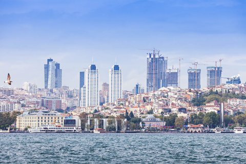 В сентябре 2020-го в Турции было продано более 136 тысяч объектов жилья