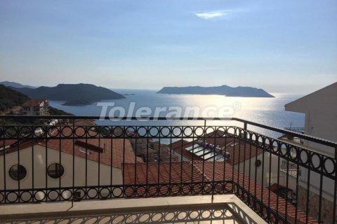 Продажа квартиры в Каше, Анталья, Турция 2+1, 90м2, №3528 – фото 2