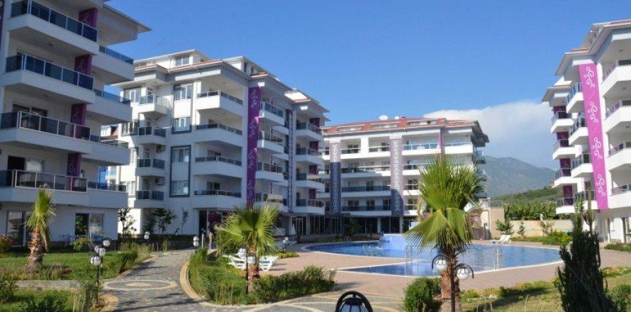 Квартира 2+1 в Кестеле, Анталья, Турция №15654
