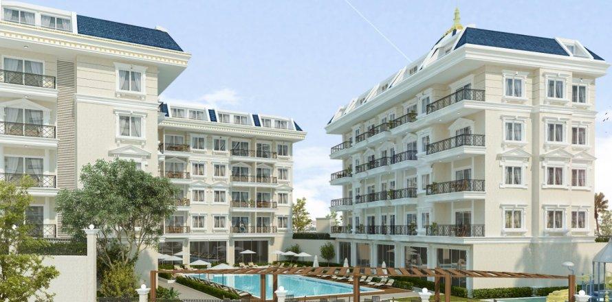 Квартира 2+1 в Аланье, Анталья, Турция №15236