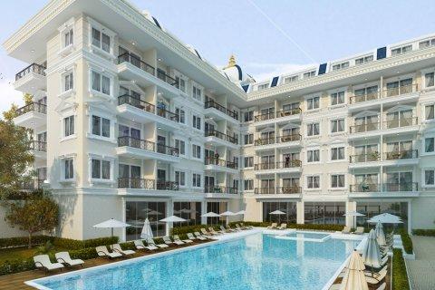 Продажа квартиры в Аланье, Анталья, Турция 2+1, 104м2, №15236 – фото 10