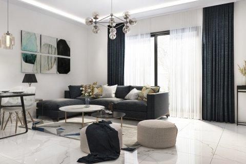 Продажа квартиры в Аланье, Анталья, Турция 2+1, 104м2, №15236 – фото 15