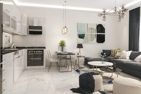 Продажа квартиры в Аланье, Анталья, Турция 2+1, 104м2, №15236 – фото 3