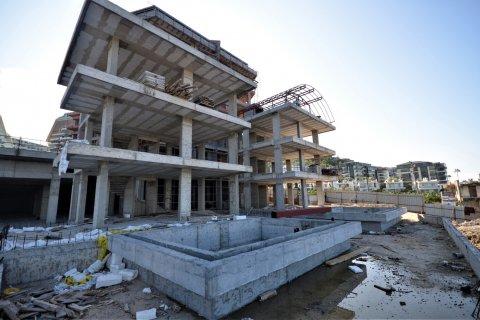 Продажа квартиры в Каргыджаке, Аланья, Анталья, Турция 1+1, 70м2, №2715 – фото 14