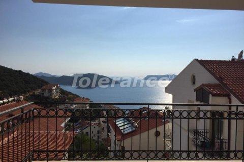 Продажа квартиры в Каше, Анталья, Турция 2+1, 90м2, №3528 – фото 1
