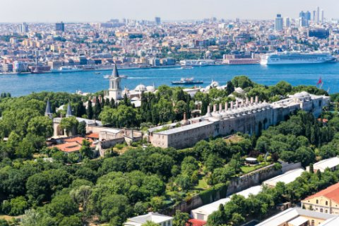 В Турции отреставрируют легендарные объекты недвижимости: дворцы Топкапы, Йылдыз и Долмабахче