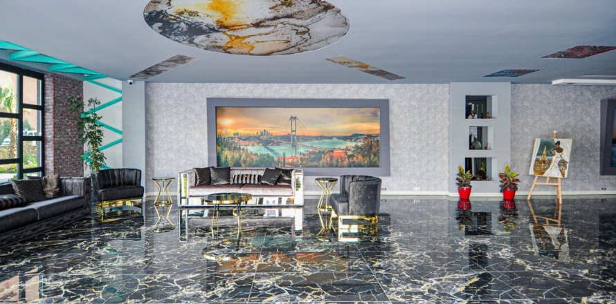 Квартира 2+1 в Тосмуре, Аланья, Анталья, Турция №15515