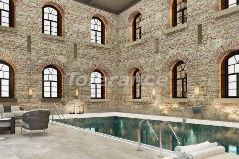 Продажа квартиры в Стамбуле, Турция 1+1, 54м2, №3218 – фото 18