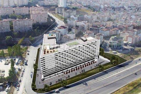 Продажа квартиры в Стамбуле, Турция 1+1, 60м2, №3163 – фото 11