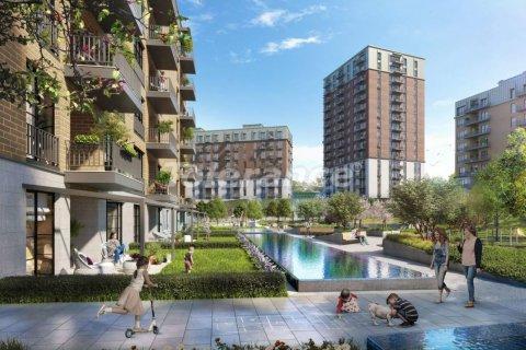 Продажа квартиры в Стамбуле, Турция студия, №3036 – фото 16