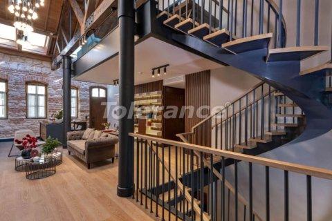 Продажа квартиры в Стамбуле, Турция 1+1, 54м2, №3218 – фото 14