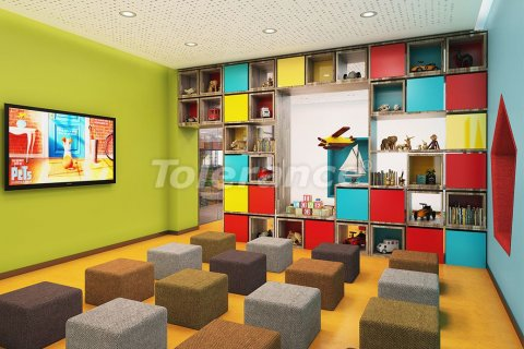Продажа квартиры в Стамбуле, Турция студия, 31м2, №2948 – фото 20